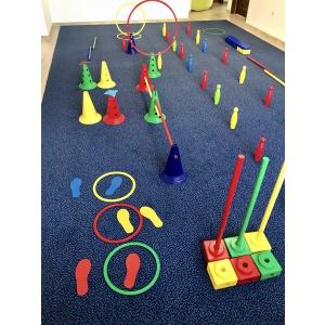 Copiii cu autism au parte de terapia 3C la Centrul Pas cu Pas