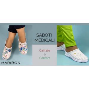 Gama variata de saboti medicali, disponibila la Maribon