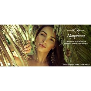 produse naturale de ingrijire a pielii. Nympheum