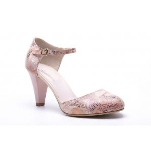 pantofi mireasa. Pantoful-Galben
