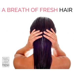 Par deteriorat si varfuri despicate, gras sau care cade in exces? Wawa Cosmetics are solutia
