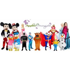 Petrecerile pentru copii isi au inspiratia in tematicile propuse de Paradisul Personajelor