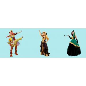 Personajele favorite ale copiilor, in cadrul petrecerilor organizate cu Paradisul Personajelor
