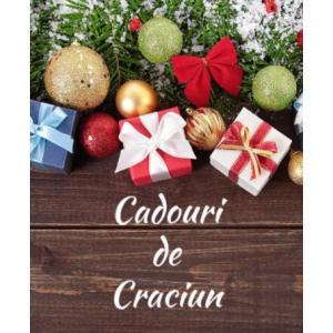 Se apropie sezonul cadourilor! Sugestii interesante pe 3gifts.ro