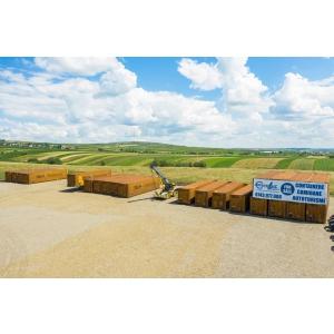 Tipuri de containere furnizate de Euroluc și dimensiunile acestora