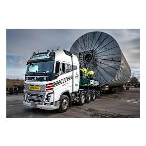 Transporturile agabaritice - servicii profesionale de la Holleman