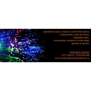 Vanzari-electronice-telecoms.ro - pentru specialistii in fibra optica