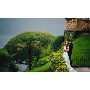 Zambete si culoare, albume de nunta de basm cu Jadoris.com