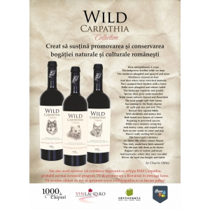 wild tales. Wild Carpathia Collection, Un Vin Creat pentru un Film