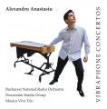 anastasiu crisu. Sniper Media lanseaza un CD remarcabil: Vibraphone Concertos- Alexandru Anastasiu si Orchestra Nationala Radio