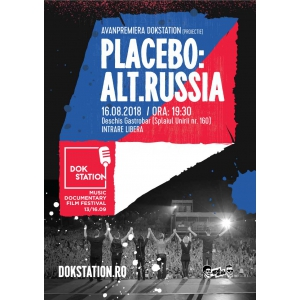 Avanpremiera DokStation 2018: documentarul Placebo – Alt.Russia, proiectat la DESCHIS Gastrobar