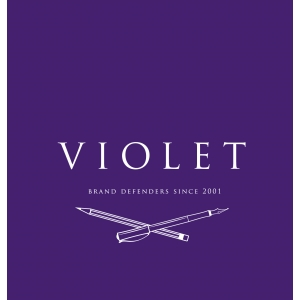 "Violet Adeverting. VIOLET renunță la advertising! Și rămâne ""VIOLET""."