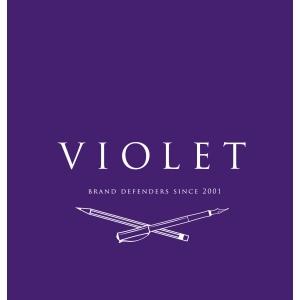 "VIOLET. VIOLET renunță la advertising! Și rămâne ""VIOLET""."