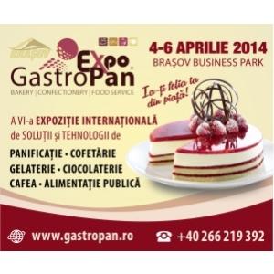 alimentatie. Cifrele confirma: GastroPan 2014 va fi expozitia de panificatie, cofetarie si alimentatie a anului