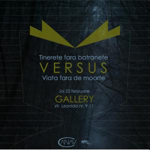 V E R S U S - Expoziție de artă vizuală
