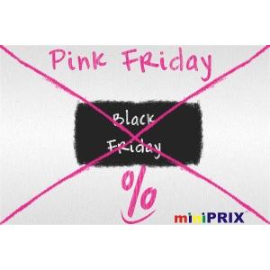 Pink Friday pe www.miniprix.ro