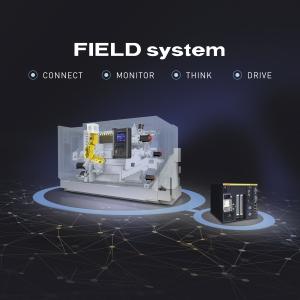 Sistemul FIELD al platformei IIoT FANUC permite păstrarea datelor de producție în fabrică