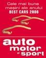 Best Cars 2008 – dominatie germana