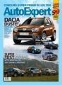 Totul despre Dacia Duster in editia decembrie 2009/ ianuarie 2010  a revistei AutoExpert