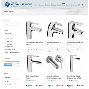 wsconsult. magazin online obiecte sanitare