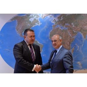 Noi perspective de colaborare economică eleno – română,  dezbătute la Camera de Comerţ şi Industrie a României
