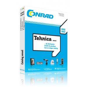 Conrad. German Electronics a lansat  cel mai mare catalog de electronice din Romania