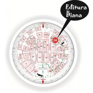 Editura Diana la Târgul Internațional Gaudeamus 2014  - carte de invatatura - lansari editoriale deosebite