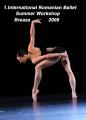 INTERNATIONAL ROMANIAN BALLET SUMMER WORKSHOP - 2008