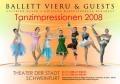 Scoala de balet Giuliana  invitata la ,,Tanzimpressionen 2008''
