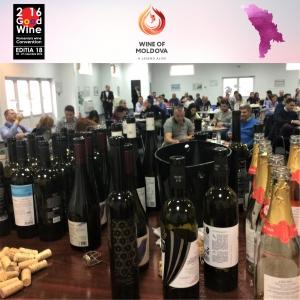 Wine Of Moldova cucerește publicul GoodWine cu un Masterclass depre Vinurile Premium din Republica Moldova