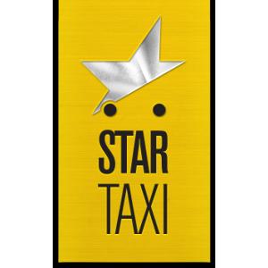 publicitate pe taxi. Star Taxi