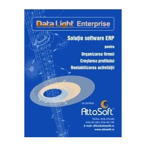 DataLight Enterprise de la AttoSOFT, un pas mai aproape de SaaS