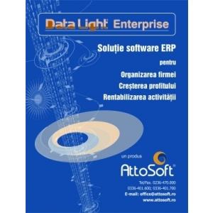 Sistemul ERP DataLight Enterprise aduce companiei AttoSOFT o crestere de 28% in Q1 2011