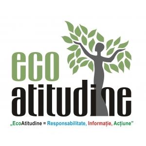 """FESTIVITATE DE PREMIERE  etapa I a proiectului """"EcoAtitudine = Responsabilitate, Informaţie, Acţiune"""" , in judetul Vrancea"""