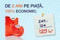 De doi ani pe piata – 100% Economic