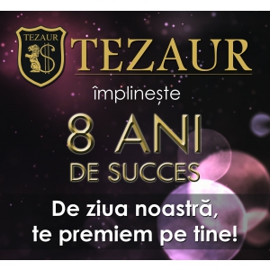 targ reduceri aniversare. Aniversare Tezaur Investment Group