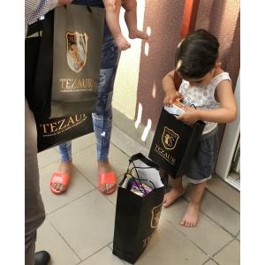 """Tezaur a sărbătorit 1 IUNIE alături de copiii din centrul maternal ,,Sfântul Nicolae"""" din  București"""