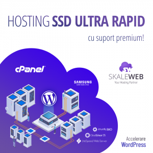 Hosting SSD Skale Web