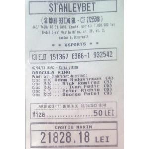 v-sports. Castig Stanleybet