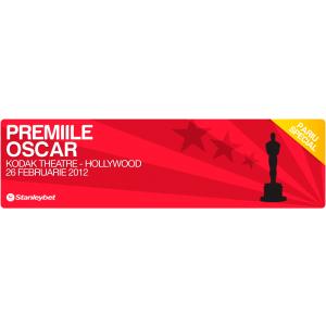 Oscar. Stanleybet - Pariuri pe Oscar 2012