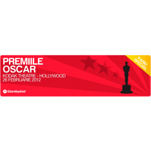 pariuri. Stanleybet - Pariuri pe Oscar 2012