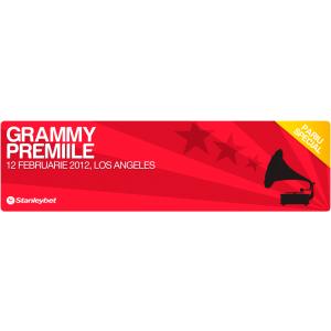 Premiile Grammy. Stanleybet - Premiile Grammy 2012