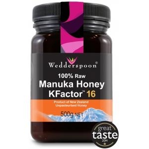 Remediu ro. Mierea de Manuka  RAW,  remediu natural impotriva afectiunilor respiratorii disponibil pe Plantum.ro