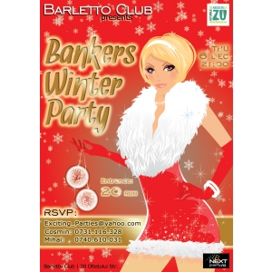 Bankers Winter Party @ Barletto Club