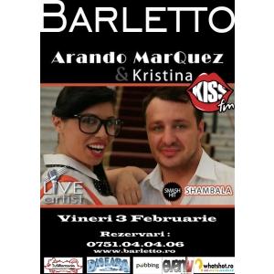 arando marquez. Dj Arando Marquez & Kristina @ BARLETTO Club!
