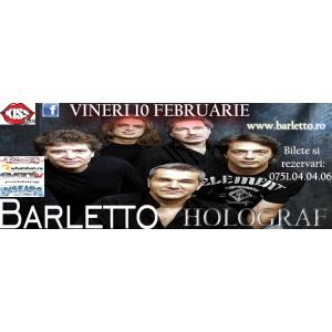 Barletto. Holograf Live@ BARLETTO