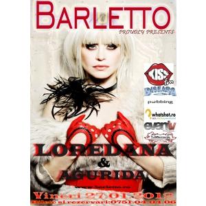 lore. Loredana Live @ Barletto Club