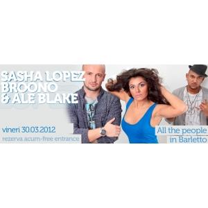 sasha lopez. Sasha Lopez Live @ Barletto Club