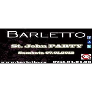 St. John Party @Barletto Club