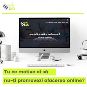 Tu ce motive ai să nu-ți promovezi afacerea online? Află cum funcționează Programul